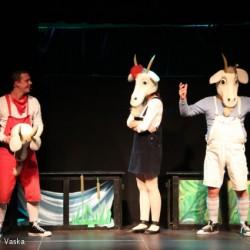 Teatr Vaśka - Przygody Koziołka Matołka