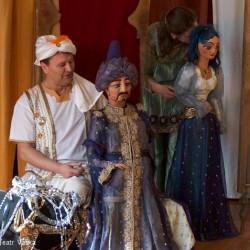 Teatr Vaśka - Cudowna lampa All Ad Dina