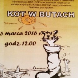 Teatr Vaśka - Plakaty