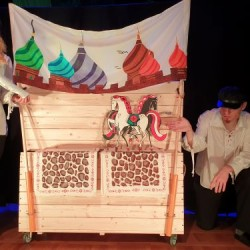 Teatr Vaśka - Konik Garbusek