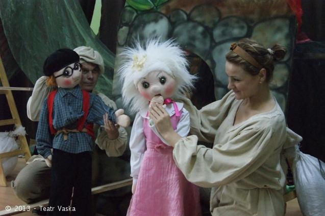 Teatr Vaśka - Byś i Dyś