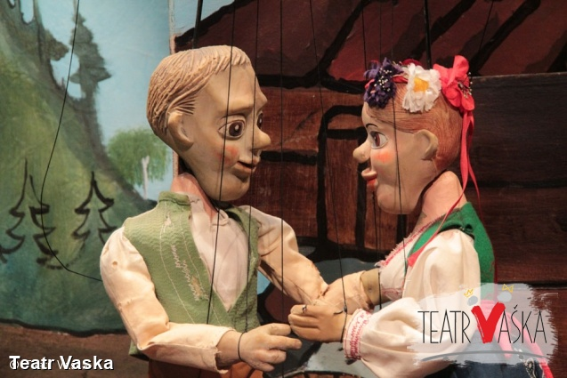 Teatr Vaśka Repertuar Kot W Butach