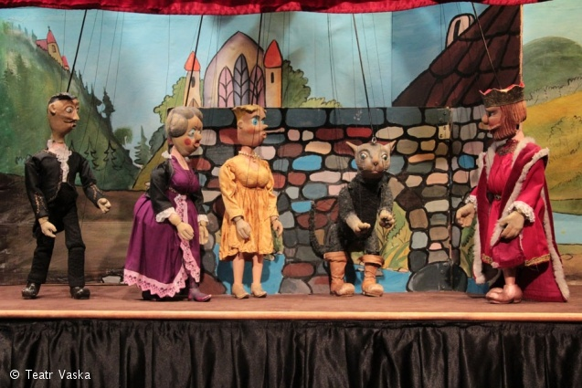 Teatr Vaśka - Kot w butach