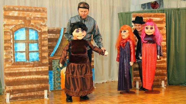 Teatr Vaśka - Bal Kopciuszka