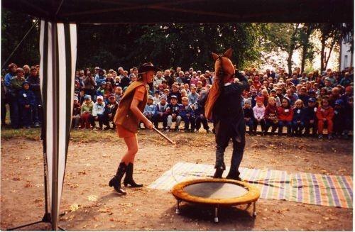 Teatr Vaśka - Tajemnica cyrkowego klauna